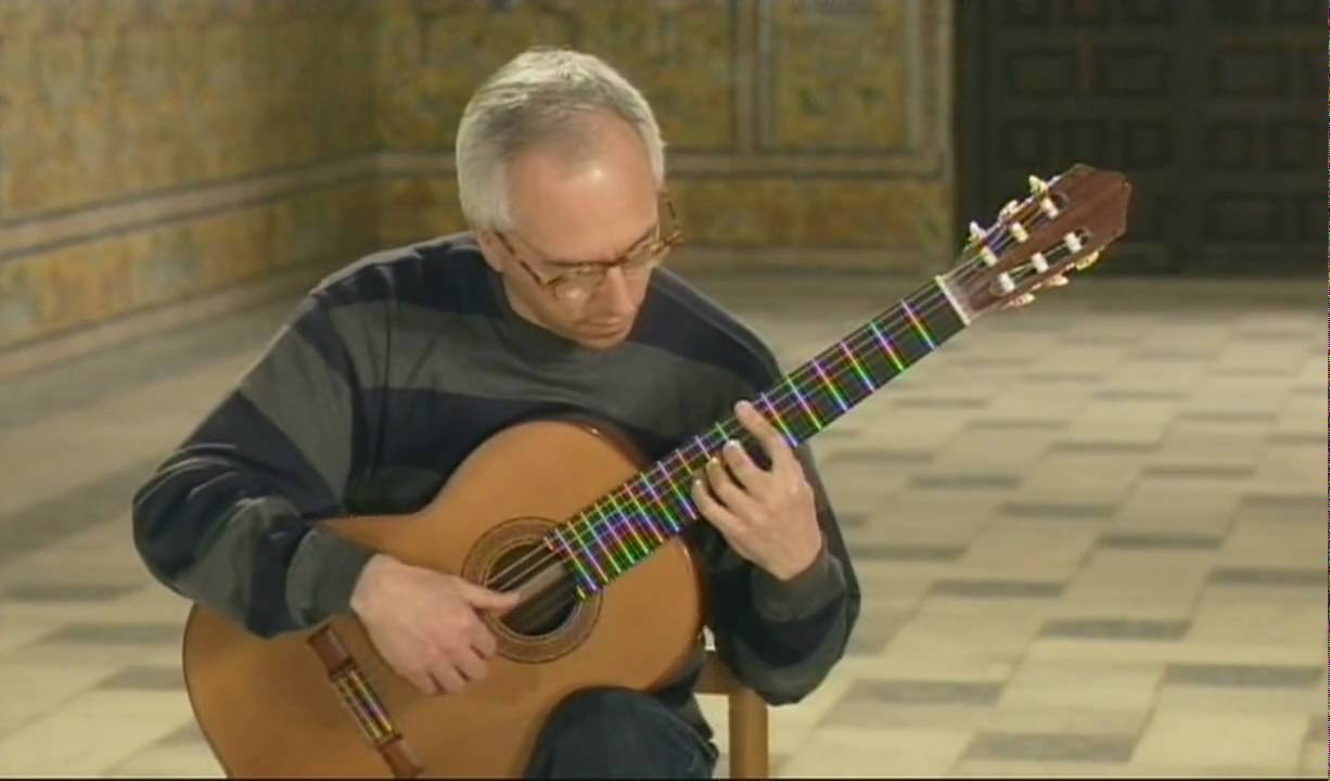 John Williams plays Isaac Albéniz's Asturias (Leyenda)