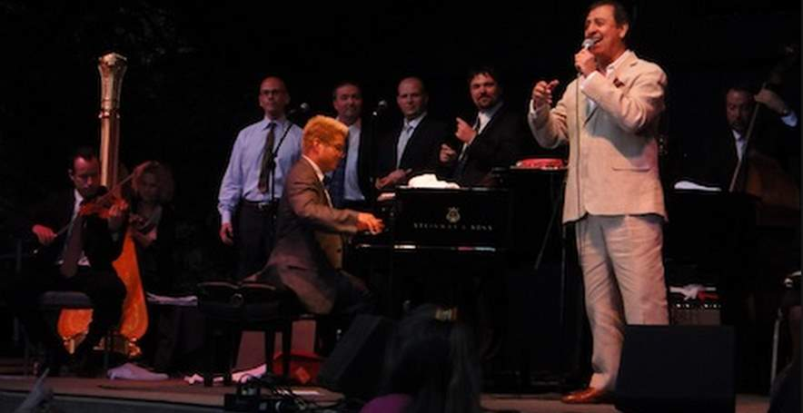 Emilio Delgado with Pink Martini