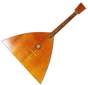 Balalaika, main object of Tumbalalaika song