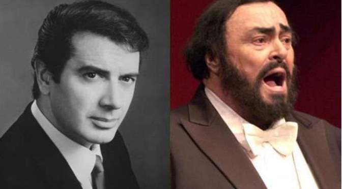 Corelli and Pavarotti