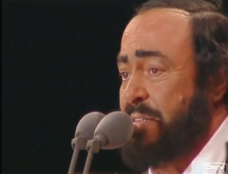 Pavarotti Sings Caruso Andantemoderato Com