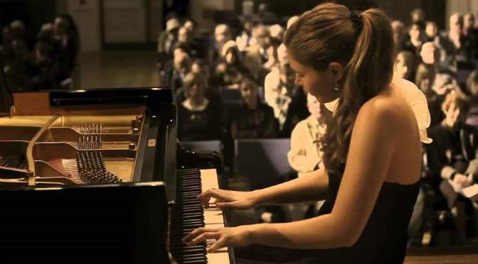 Olga Jegunova plays Mozart's Piano Sonata No. 11 in A major, K. 331