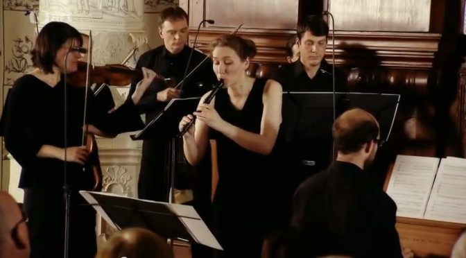 "Anna Fusek and ""Capella Anna"" play Bach & Vivaldi"