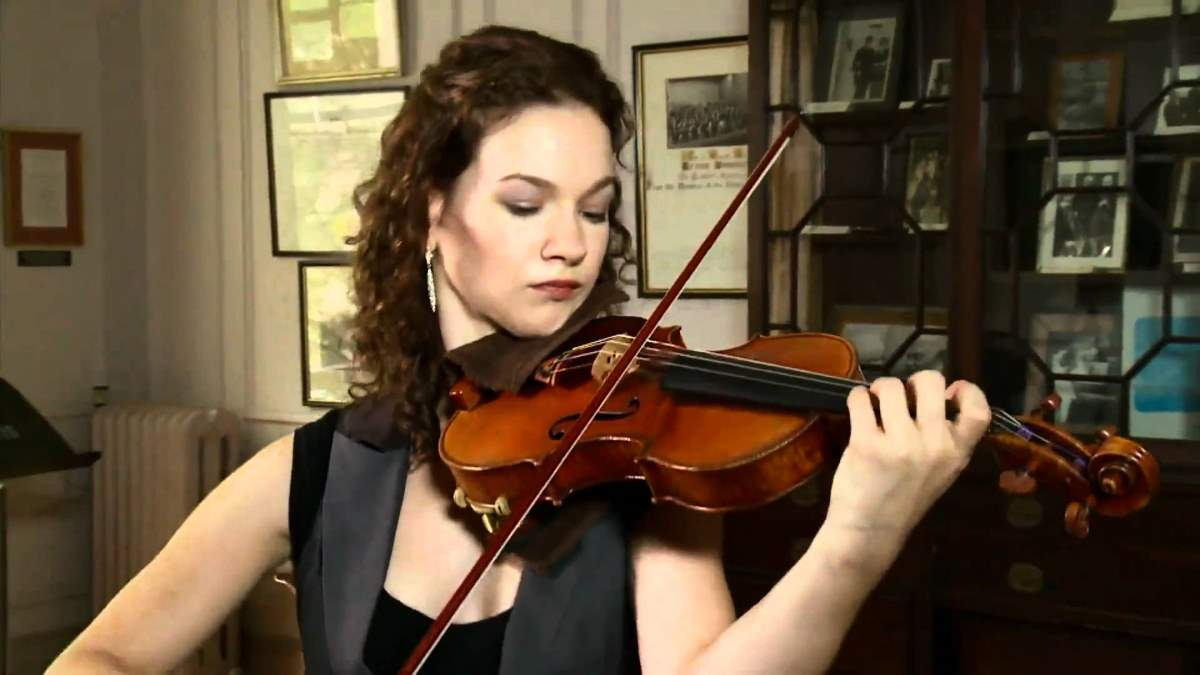 Hilary Hahn | andantemoderato.com Hilary Hahn