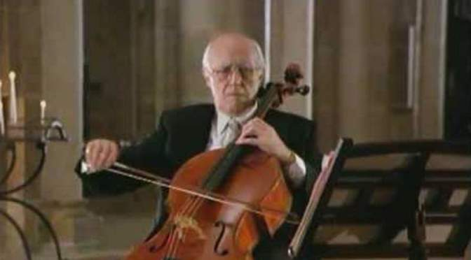 Rostropovich plays Bach's Cello Suites (Complete)