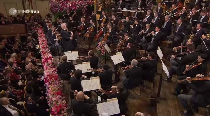 The New Year's Concert of the Vienna Philharmonic (2014)