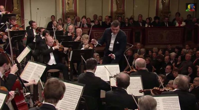 "Wiener Philharmoniker plays Beethoven's Symphony No. 6 ""Pastoral"""
