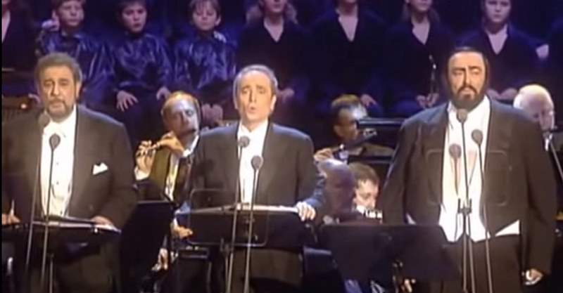 The three tenors Christmas concert in Vienna (1999) - full ...
