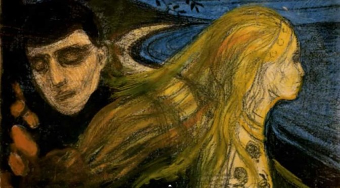 Edvard Munch-Separation II