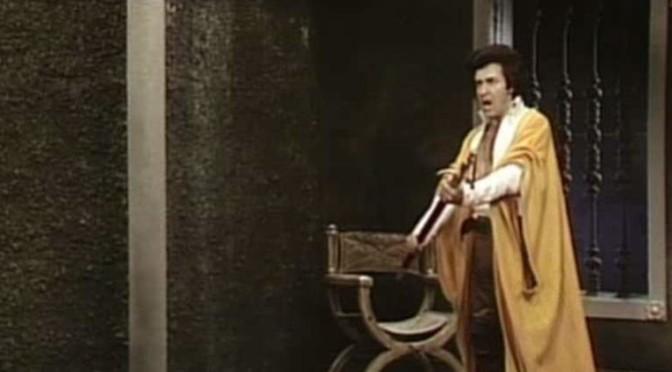 """Franco Bonisolli sings """"Di quella pira"""""""