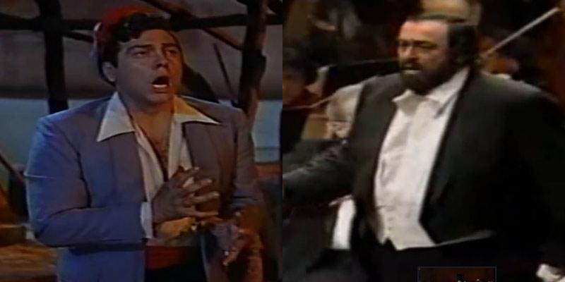 Lamento di Federico by Lanza and Pavarotti