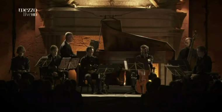 Le Concert des Nations - Bach: The Musical Offering