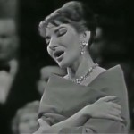 "Maria Callas sings ""Casta Diva"" from Norma (Bellini)"