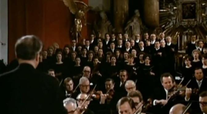 Mozart – Requiem in D minor (Wiener Symphoniker), Conductor: Karl Böhm