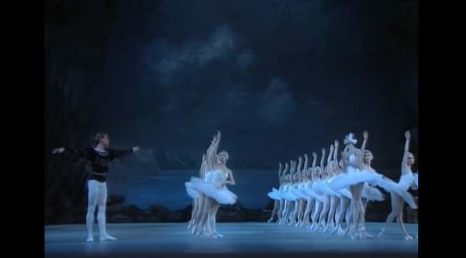 Tchaikovsky – Swan Lake (The Kirov Theatre)