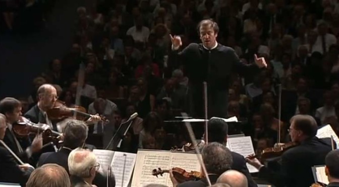 The Vienna Philharmonic & Gergiev - The Firebird (Stravinsky)