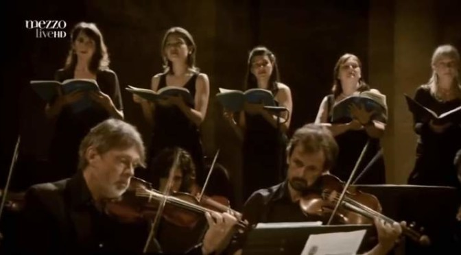 Bach – Mass in B minor, BWV 232 (Jordi Savall)