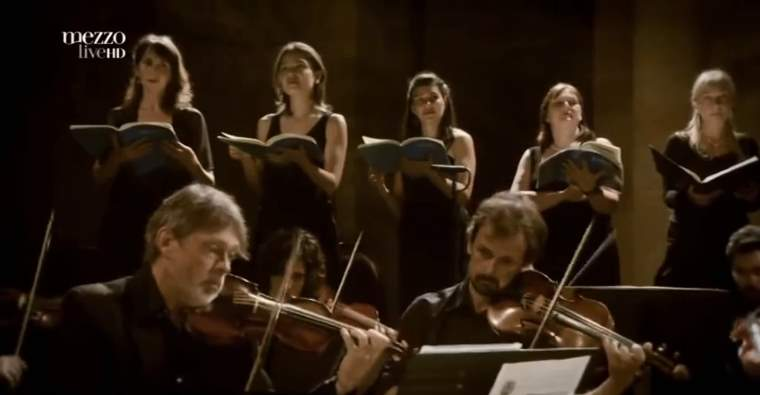 "Bach's ""Mass in B minor, BWV 232"" (Jordi Savall)"