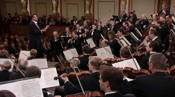 The Vienna Philharmonic Orchestra Beethoven's Symphony No. 8