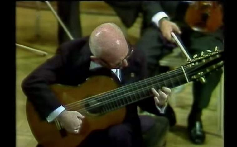 Guitar Concertos by Tedesco, Ponce and Rodrigo (Narciso Yepes)