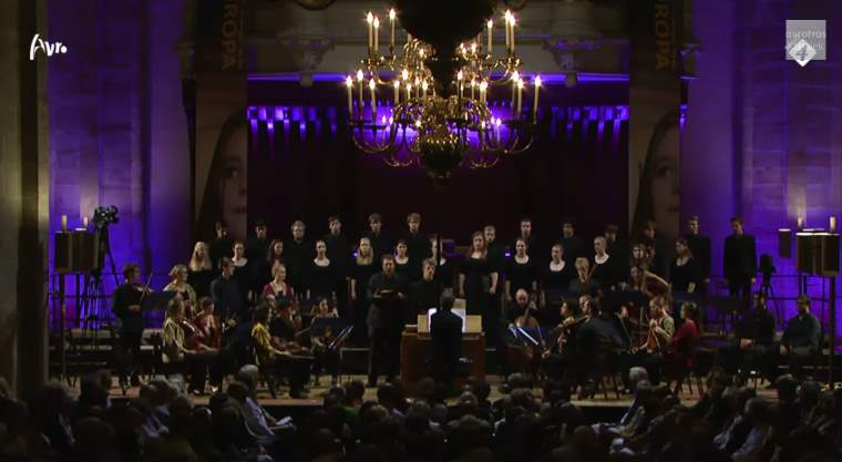 European Union Baroque Orchestra and Choir of Clare College