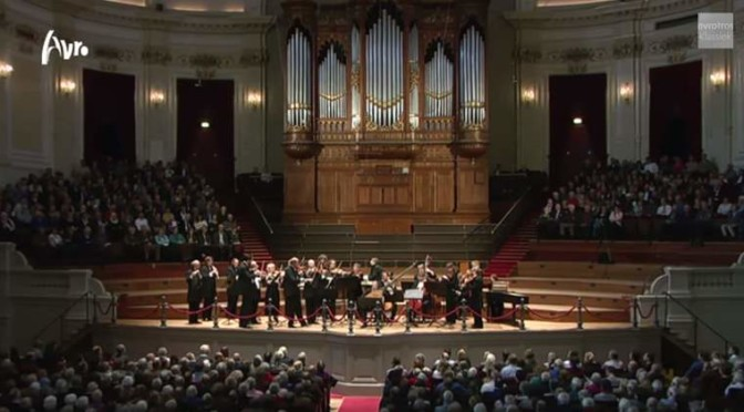 Handel and Purcell - Combattimento Consort Amsterdam