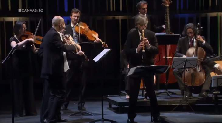 Il Giardino Armonico plays Vivaldi's Flute Concerto in F major, RV 433