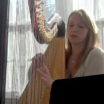Pachelbel's Canon in D Major on Harp (Lauren Baker)