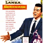"""Serenade"", Original movie poster"