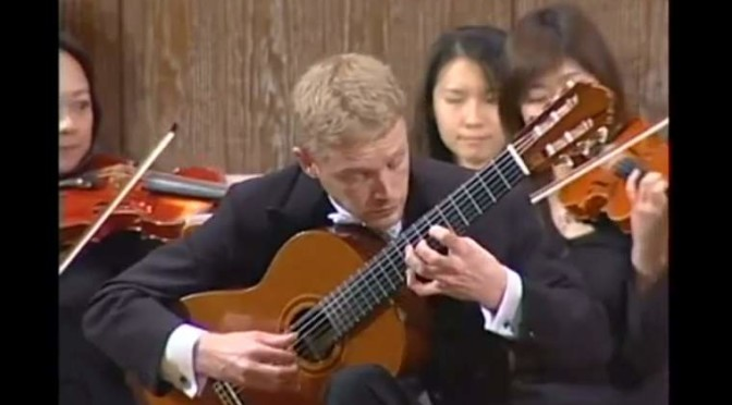 Armin Egger plays Mauro Giuliani's Guitar Concerto No. 1