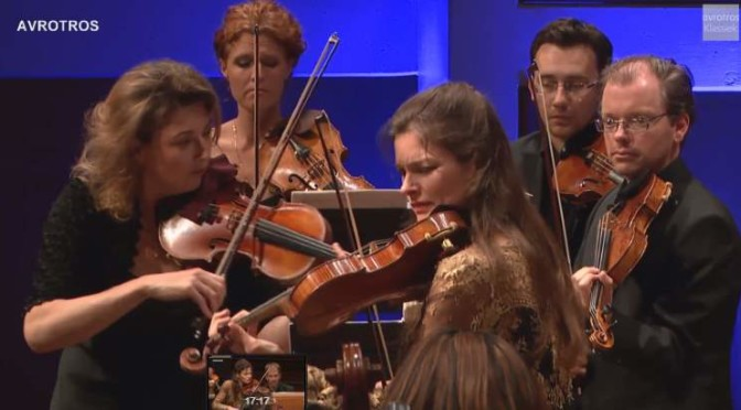 Vivaldi – Four Seasons (Janine Jansen with Amsterdam Sinfonietta)