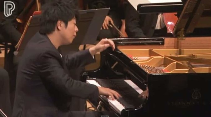 Lang Lang plays Pyotr Ilyich Tchaikovsky's Piano Concerto No. 1