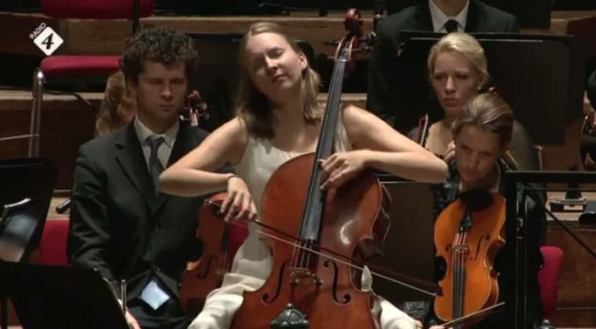 Marie-Elisabeth Hecker plays Joseph Haydn's Cello Concerto No. 1