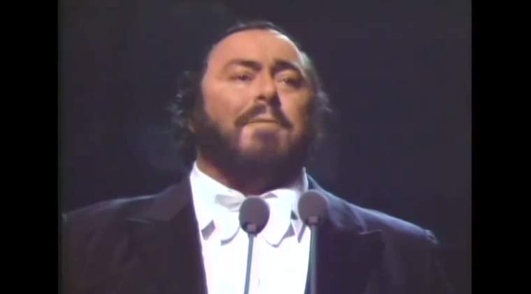 A Gala Concert by Luciano Pavarotti