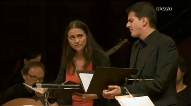 Teatro d'Amore – Nuria Rial and Philippe Jaroussky, L'Arpeggiata conducted by Christina Pluhar
