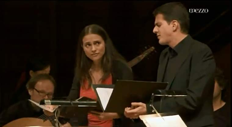 Nuria Rial and Philippe Jaroussky - Teatro d'Amore