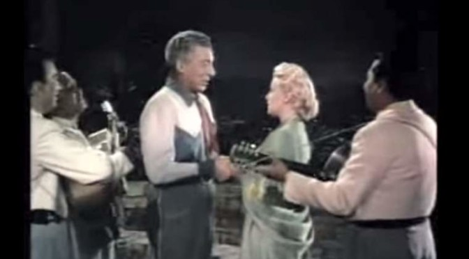 "Ezio Pinza and Lana Turner ""You Belong To My Heart"" from the movie ""Mr. Imperium"""