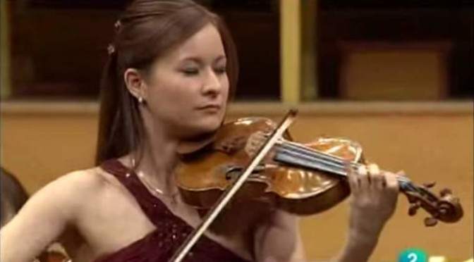Beethoven –  Violin Concerto (Arabella Steinbacher)