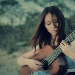 """Elena Ashimova plays """"A day in November"""" by Leo Brouwer"""