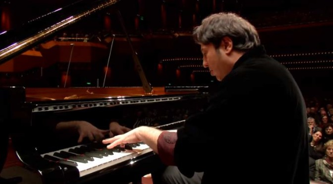 Fazıl Say plays Ludwig van Beethoven's Piano Concerto No. 3