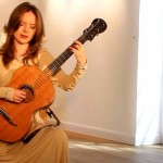 Tatyana Ryzhkova performs Sonata in C Major Op. 15 (Giuliani) on a 1916 Hauser Sr. Guitar