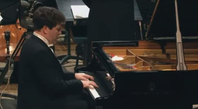 Denis Matsuev plays Tchaikovsky's Piano Concerto No. 2