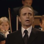 José Carreras sings Kumbaya my lord (with the Vienna Symphony Orchestra)