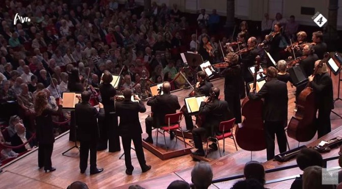 Tchaikovsky – Serenade for Strings (Kammerorchester Basel)