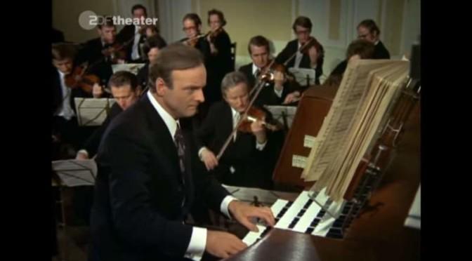 Handel – 6 Organ Concertos (Karl Richter & Münchener Bach-Orchester)