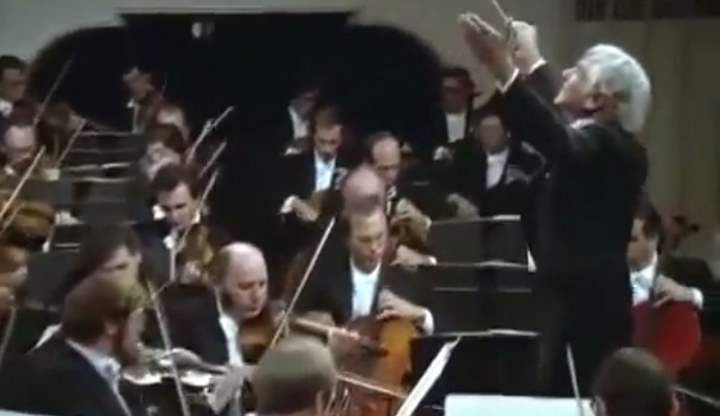 Leonard Bernstein and Vienna Philharmonic - Beethoven Symphony No. 9