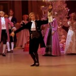 "Pyotr Ilyich Tchaikovsky's ""The Nutcracker"", from the Mariinsky Theatre in St Petersburg"