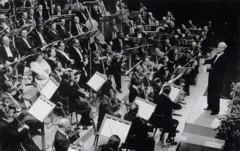 Bayreuth Festival Orchestra conducted by Wilhelm Furtwängler - Beethoven Symphony No 9