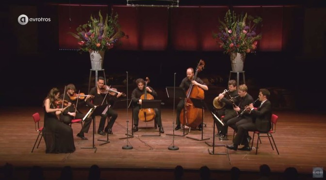 Janine Jansen and Friends perform Franz Schubert's Octet in F major