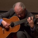 Pepe Romero plays Asturias (Albéniz) and Fantasia (Romero)